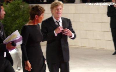Venezia 2017: Jane Fonda e Robert Redford a Venezia per il leone d'oro alla carriera