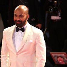 Venezia 2017: Ritesh Batra sul red carpet per il leone d'oro alla carriera