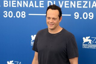 Venezia 2017: uno scatto di Vince Vaughn al photocall di Brawl in Cell Block 99