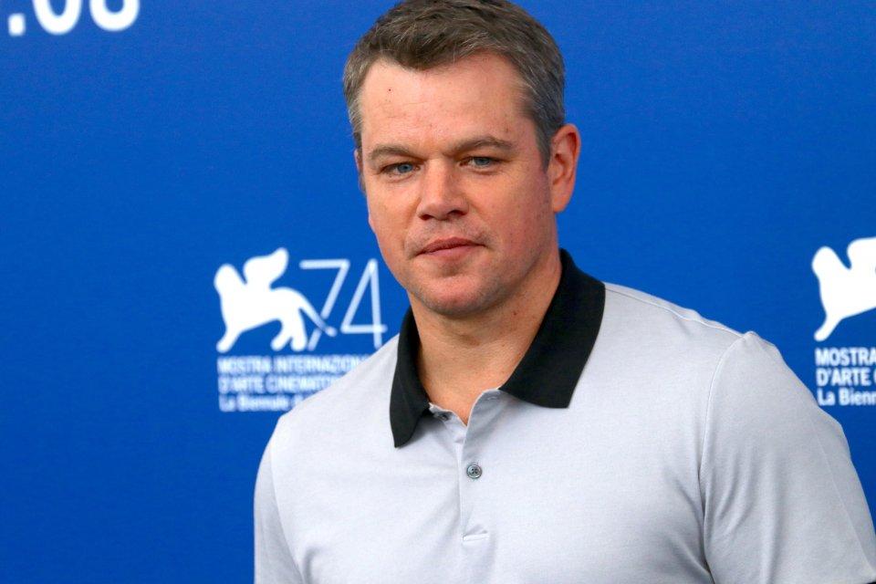 Matt Damon protagonist...