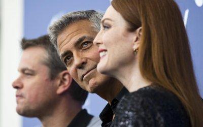 """Clooney e il suo Suburbicon: """"Ho regalato a Matt Damon il ruolo più cattivo della sua carriera"""""""