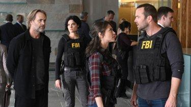 Blindspot: una foto della seconda stagione della serie