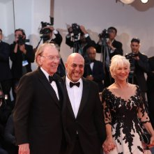 Venezia 2017: Donald Sutherland, Helen Mirren, Paolo Virzì sul red carpet di Ella & John