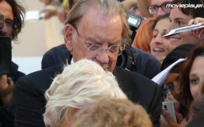 Venezia 2017: Donald Sutherland, Helen Mirren e i partecipanti al premio Kinéo sul red carpet