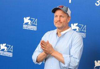 Venezia 2017: Woody Harrelson al photocall di Three Billboards Outside Ebbing, Missouri