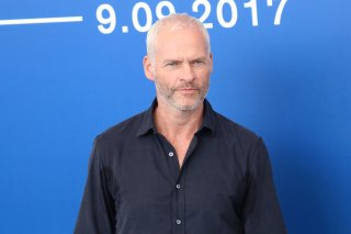 Venezia 2017: Martin McDonagh al photocall di Three Billboards Outside Ebbing, Missouri