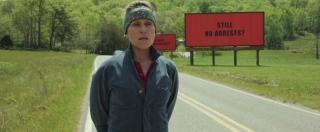 Tre manifesti a Ebbing, Missouri: Frances McDormand in una scena del film