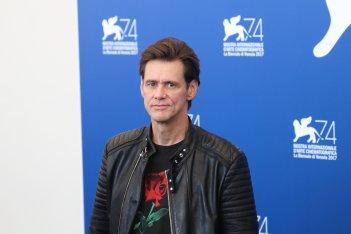 Venezia 2017: Jim Carrey al photocall di Jim & Andy: The Great Beyond.