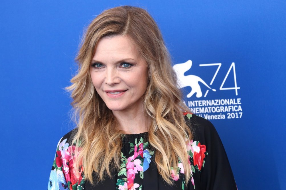 Venezia 2017: Michelle Pfeiffer al photocall di Madre!
