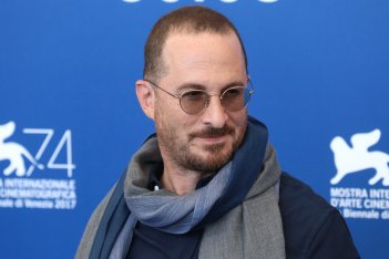 Venezia 2017: Darren Aronofsky al photocall di Madre!