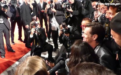 Venezia 2017: Jim Carrey sul red carpet