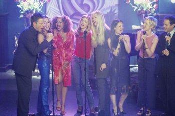 Ally McBeal: una foto del cast