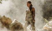 Tomb Raider: Alicia Vikander in una nuova foto nei panni di Lara Croft!