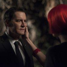I segreti di Twin Peaks: Laura Dern e Kyle McLachlan