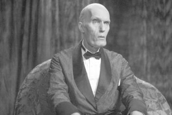 I segreti di Twin Peaks: Carel Struycken in una scena