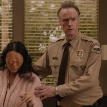 I segreti di Twin Peaks: Nae Yuuki e Harry Goaz in una scena