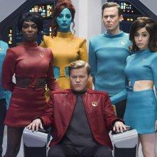 Black Mirror, un'immagine promo della quarta stagione