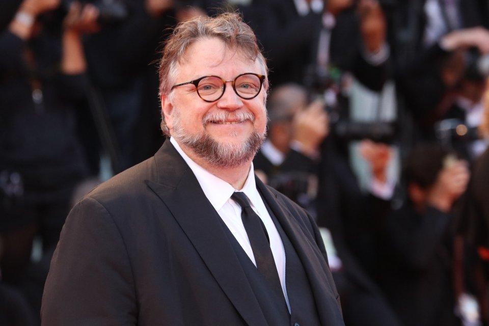 Venezia 2017: Guillermo del Toro sul red carpet della cerimonia di chiusura