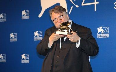 Venezia 74: le dichiarazioni di Guillermo del Toro e degli altri premiati