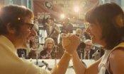 Battle of the Sexes: una clip mostra la conferenza stampa di Bobby Riggs e Billie Jean King