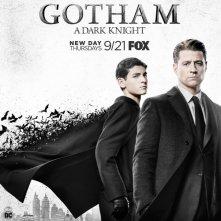 Gotham: il poster della quarta stagione