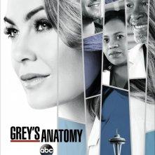 Grey's Anatomy: il poster della quattordicesima stagione