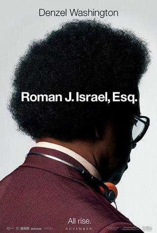 Locandina di Roman J Israel, Esq.