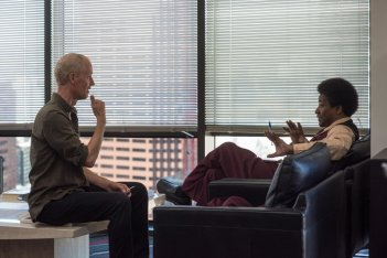 Roman J. Israel, Esq.: Denzel Washington insieme al regista Dan Gilroy