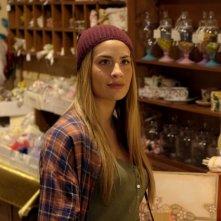 Tiro libero: Maria Chiara Centorami in una scena del film