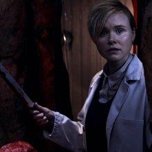 American Horror Story: Alison Pill in un momento della settima stagione