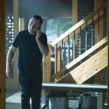 Tin Star: Tim Roth in una scena della prima stagione