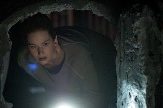 Madre!: Jennifer Lawrence in un'immagine tratta dal film