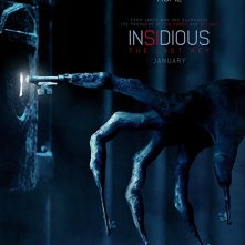 Locandina di Insidious: The Last Key