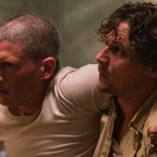 Prison Break: Wentworth Miller in una foto della serie sequel