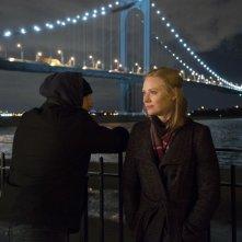 The Punisher: Jon Bernthal in una foto con Deborah Ann Woll