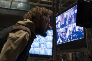The Punisher: Ebon Moss-Bachrach in una foto della serie