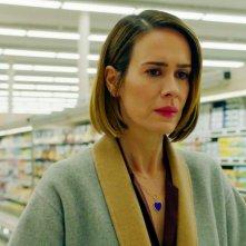 American Horror Story: Sarah Paulson in un momento della settima stagione