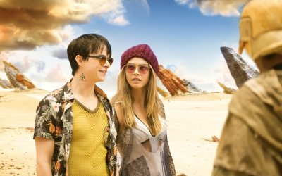 Valerian: Luc Besson porta al cinema i suoi sogni d'infanzia