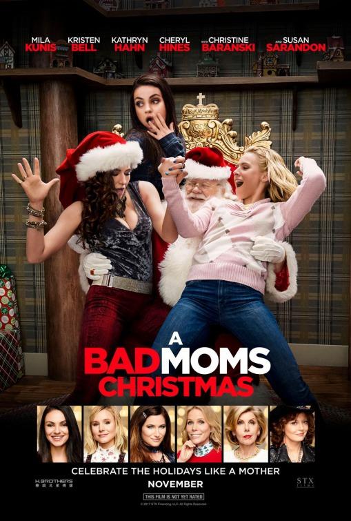 Bad Moms Christmas