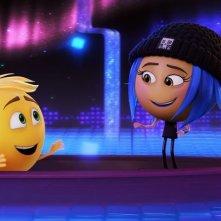 Emoji: Accendi le emozioni, un'immagine tratta dal film d'animazione