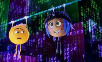 Emoji: Accendi le emozioni, una scena del film d'animazione