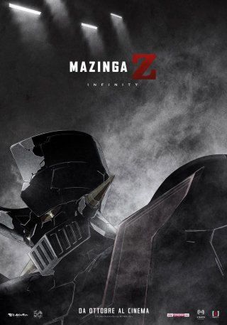 Locandina di Mazinga Z
