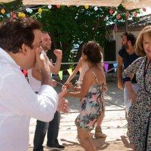 Alibi.com: Didier Bourdon e Nathalie Baye in un momento del film