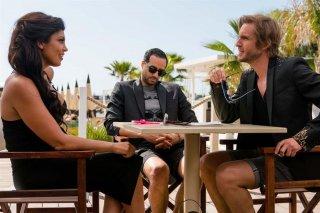 Alibi.com: Philippe Lacheau e Tarek Boudali in una scena del film