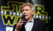 """Star Wars, Harrison Ford: """"Spero di non recitare più nella saga"""""""