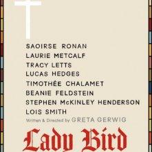 Locandina di Lady Bird