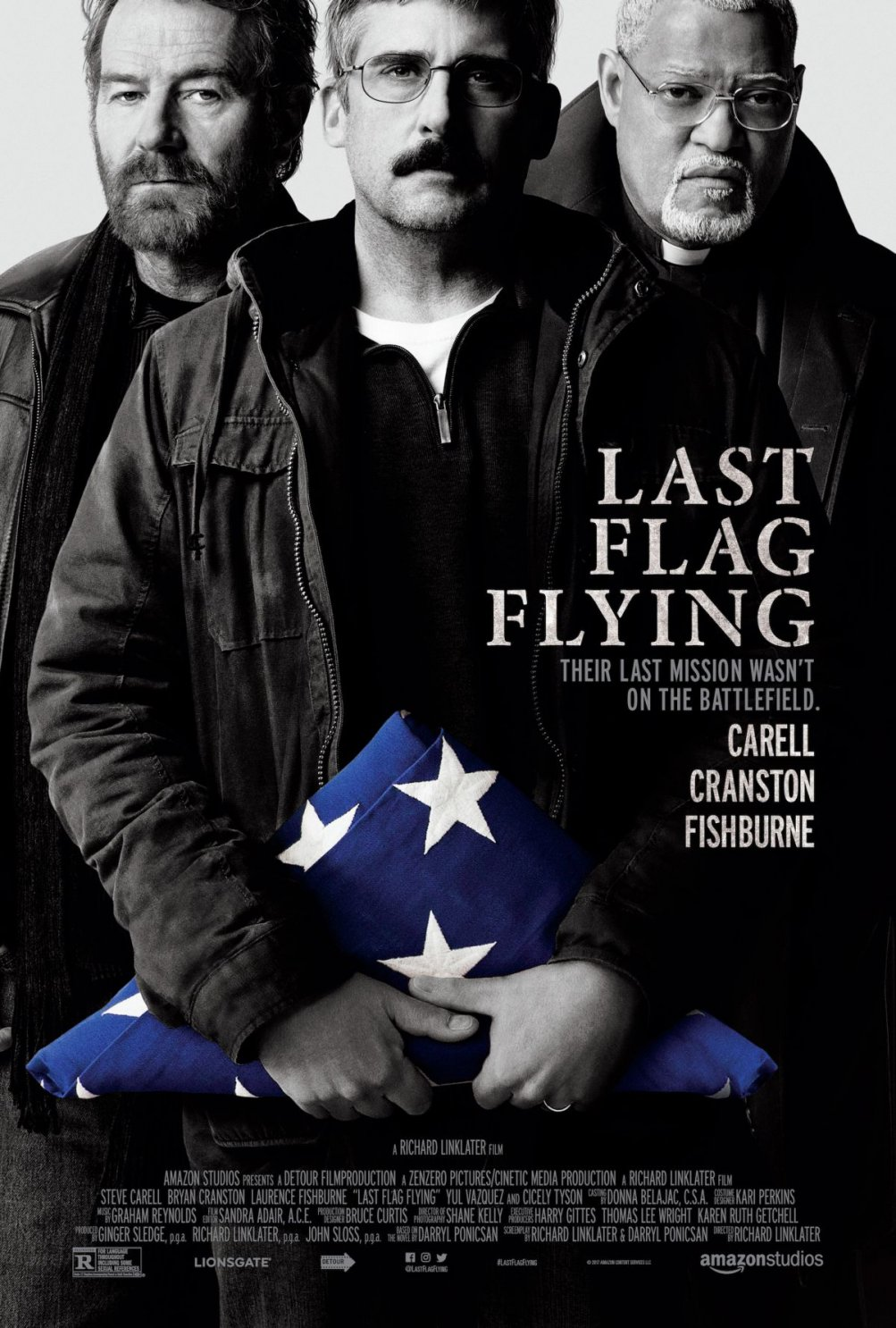 Locandina di Last Flag Flying