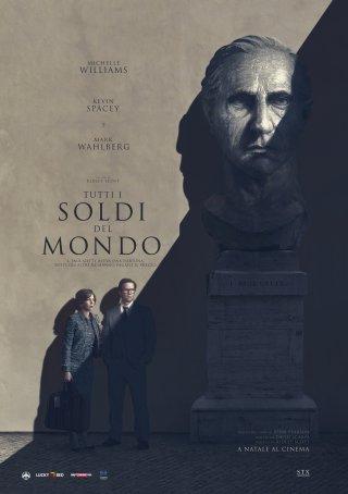 Tutti i soldi del mondo: il poster del film