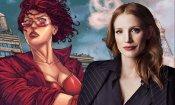 Painkiller Jane: ecco chi scriverà la sceneggiatura del cinecomic con Jessica Chastain!