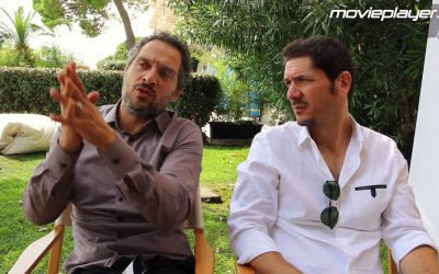 The Millionairs: Video intervista a Claudi Santamaria e Gabriele Mainetti